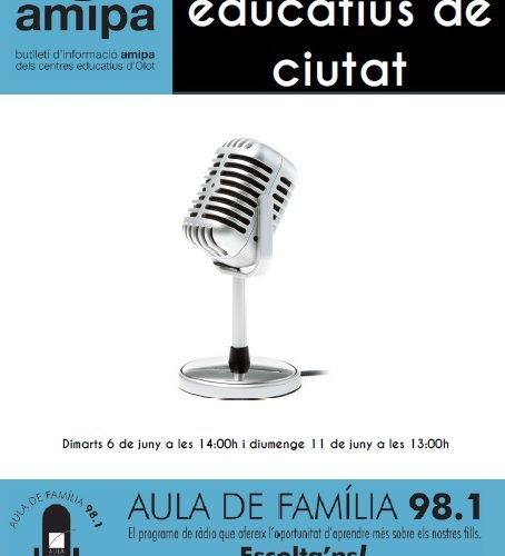 AULA DE FAMÍLIA 98.1